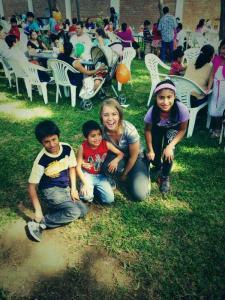Shannon in Piura